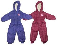 Abrigos y chaquetas de niño de 2 a 16 años sin marca de poliéster