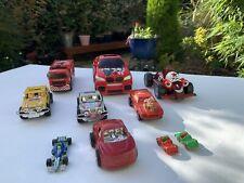 Toy Cars Bundle Mixed Brands Diecast & Plastic 10 Cars - Size 3cm-14cm Joblot #4