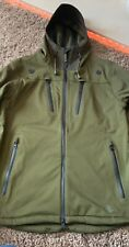seeland hawker shell jacket Khaki size large worn few times excellent condition