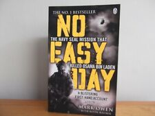 No Easy Day by Mark Owen (2012) Paperback, Like New Condition