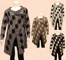 Unbranded Woolen Long Sleeve Jumpers & Cardigans for Women