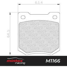 MGB525M1144 MGB525 M1144 MINTEX RACING BRAKE PADS