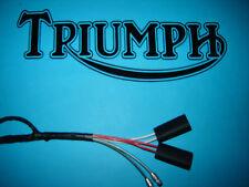 Triumph T25T 250cc Trail Blazer T25SS 71 1972 Principal Harnais Faisceau Câblage