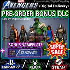 Avengers DLC Pre-Order Bonus: Legacy Pack Outfits/Skins PS4/XBOX/PC (CODE FAST)