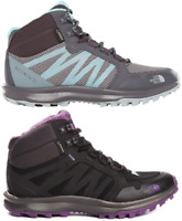 THE NORTH FACE Litewave FP Mid Gore-Tex Outdoor Hiking Trekking Boots Womens New