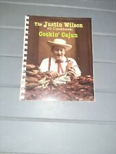 The Justin Wilson #2 Cookbook: Cookin' Cajun by Justin Wilson 1979