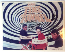 Time Tunnel Autograph 8x10 Color Photo-Signed by all 3 Main Cast (EBAU-1402)