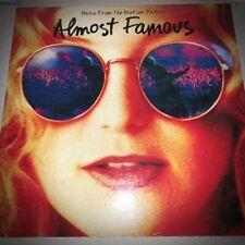 Almost Famous - Soundtrack - Purple Color Double Vinyl Record Lp - (Sealed Copy)