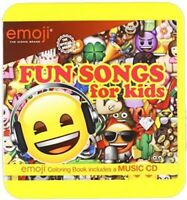 emoji: Fun Songs for Kids [New CD]