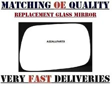 For Toyota Avensis 1.6 1.8 2.0 98 99 2000 01 02 Right Replacement Glass Mirror