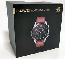 HUAWEI Watch GT 2 Smartwatch 46 mm, GPS, Vetro 3D, Bluetooth, Pebble Brown