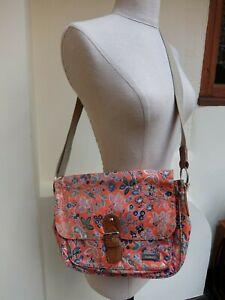 Genuine VINTAGE KANGOL Shoulder Cross Body Designer Tote Bag Handbag