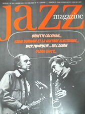 JAZZ MAGAZINE 241 LEE KONITZ WARNE MARSH EDDIE DURHAM BILL DIXON TWARDZIK 1976