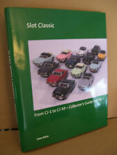 """SLOT CLASSIC BRANDNEW (!) BOOK """"Collector's Guide Part III - From CJ-1 to CJ-50"""""""