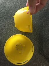 A Pair of Yellow Kitchen Egg Poachers (used once)