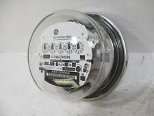 Ge 721x070088 Type I 70 S Watthour Meter 240v 3w General Electric