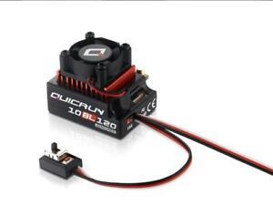 Hobbywing QUICRUN 10BL120 Sensored 120A Lipo Speed Controller Brushless ESC