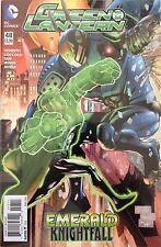 Green Lantern #48 Comic Book NM 1st Print DC Comics