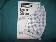 NEW! Professional Quality / Clothes Iron / TF 1000 Cleaners Supply Iron Shoe