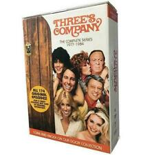 Three's Company: The Complete Series(DVD,  29-Disc Set) New Factory Sealed