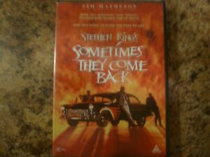 Sometimes They Come Back (DVD, 2006)