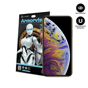 """X-One Armorvisor The Ultimate Screen And Vision Protector For iPhone XS Max 6.5"""""""