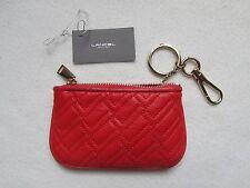 Lancel trousse clé couleur Rouge Neuf avec Dutsbag et boite d'origine