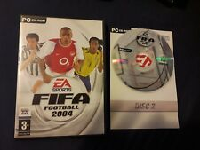FIFA FOOTBALL 2004 PC EDIZIONE ITALIANA