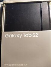 Samsung book cover Keyboard para galaxy tab s2 9.7 negro