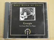 Deep River Of Song - Georgia : I'm Gonna Make You Happy Alan Lomax Blues