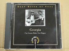 Deep River Of Song - Georgia : I'm Gonna Make You Happy Alan Lomax Blues
