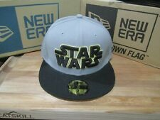 Star Wars Disney Marvel Comics New Era 5950 Fitted Hat RARE NEW SIZE 7 1/2 BOX11