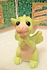 Rrd � Pocket Dragons Dragon * �Mint In Box� * Pretty Please * 1997