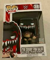 Demon Finn Balor Funko Pop Vinyl New in Box