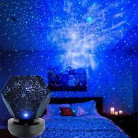 Star Sky Projector Night Light Lamp Romantic Cosmos Astro Galaxy 2021 Home W0A7