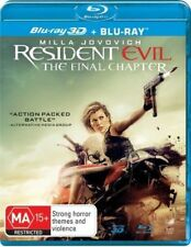 The Resident Evil - Final Chapter