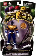 Power Rangers Mighty Morphin 2010 Power Up Blue Ranger Action Figure