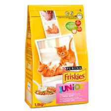 Pienso para gatitos PURINA FRISKIES LECHE & POLLO & VERDURAS 1,5Kg