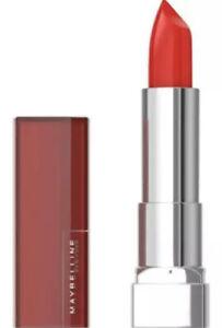 Maybelline Color Sensational Lipstick, Lip Makeup, Cream 895 ON FIRE RED