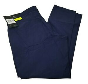 Nike Navy Men's Flex Slim Fit Golf Pant Size 32x30