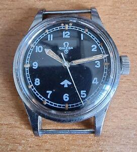 RAF Omega Military Pilot watch 6B/542 1953