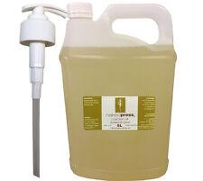 COCONUT OIL (FIJI) - COLD PRESSED (VIRGIN) - 100% ORGANIC - 5L + PUMP