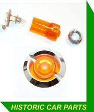 "AMBER CHOKE WARNING LIGHT for ROVER 75 ""Cyclops"" 2138cc 1949-52"