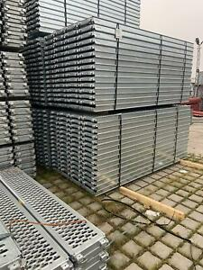 Fassadengerüst /  Stillads / Gerüst / Skele T. Baumann Neu 51,4 qm Scaffolding