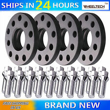 4 pieces 15mm Hubcentric Wheel Spacers for VW Golf Jetta Audi PCD 5x100 5x112