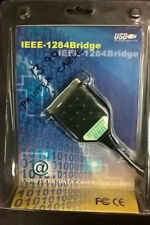 NUOVO PONTE IEEE - 1284 Stampante Parallelo a USB Lead/Cavo 1.8M