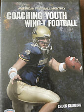 Coaching Youth Wing-T Defense DVD By Chuck Klausing, American Football Monthly