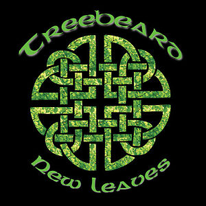 "Treebeard ""New Leaves"" brand new original Celtic folk-rock CD"