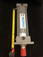 Ghn Nopak Engineered Pneumatic Pump Hydraulic Cylinder Clp6 4x11 1802174-2 New