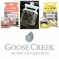 Goose Creek Car Vent Clip Air Freshener 7 Scents Available